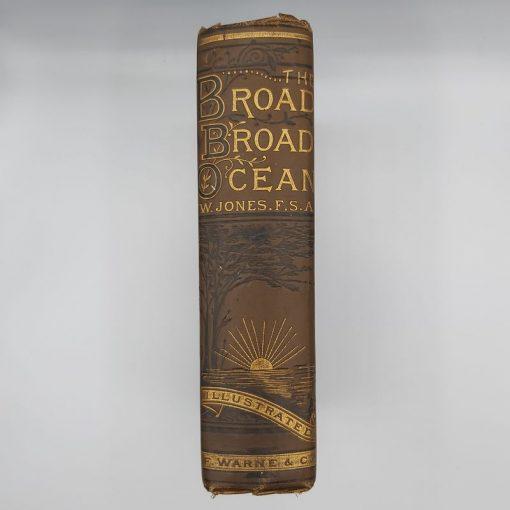 Broad Broad Ocean - Vintage Book Cover (3)