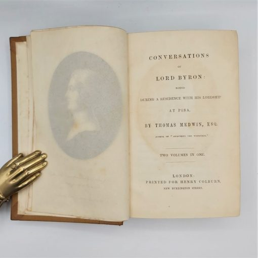 Conversations of Lord Byron (3)