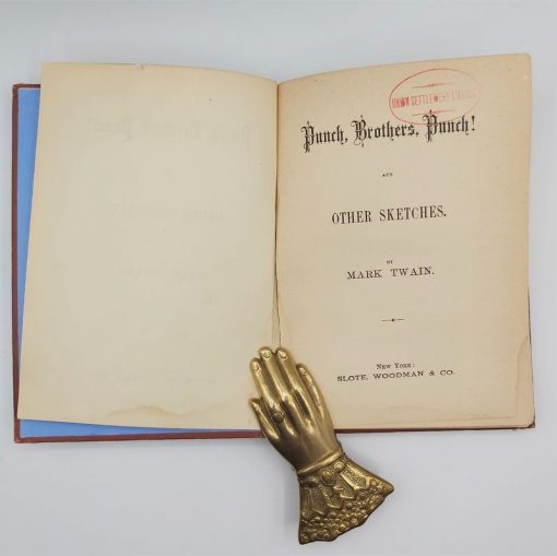 Punch, Brothers, Punch - Mark Twain (5)
