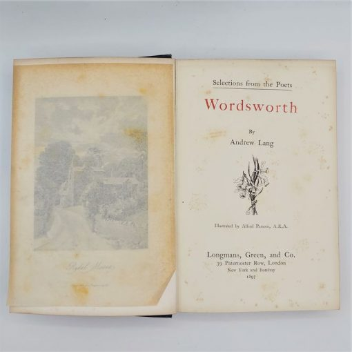 Wordsworth Poems (2)