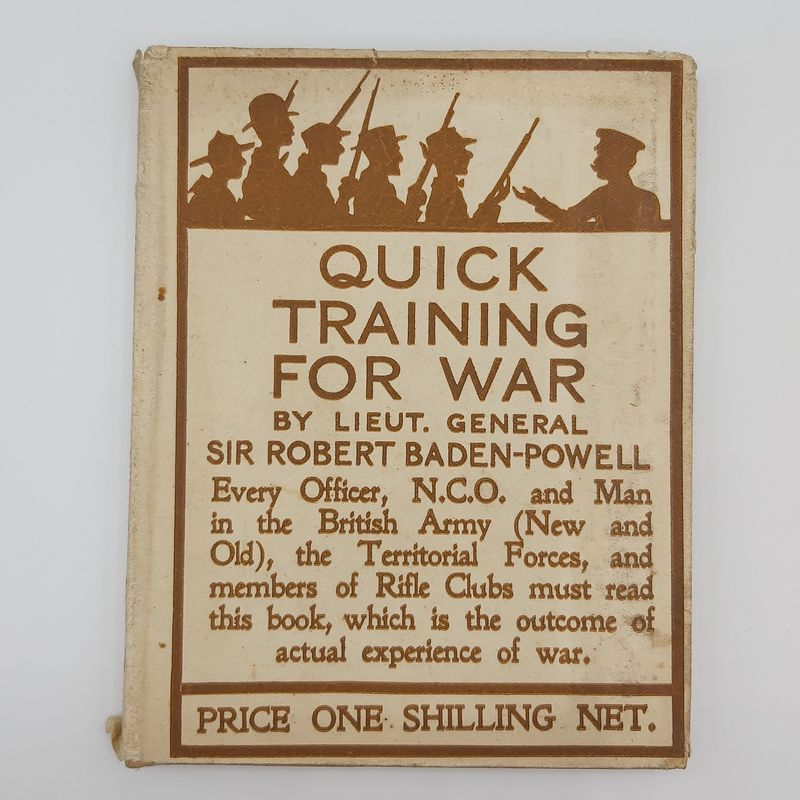 Quick Training For War (3)