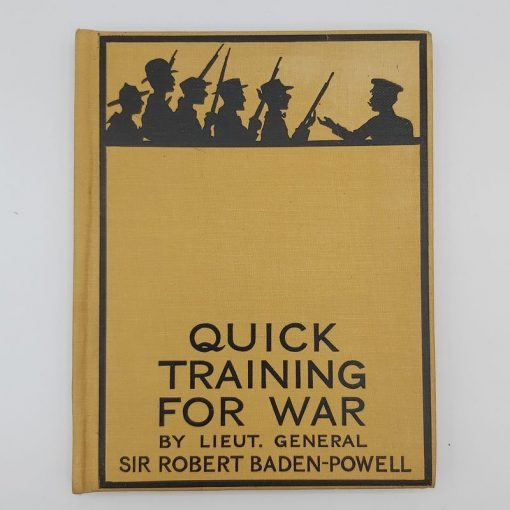 Quick Training For War (4)