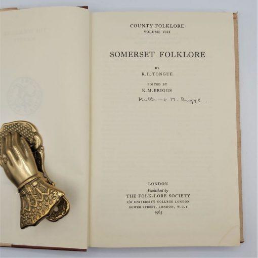 Somerset Folklore (1)