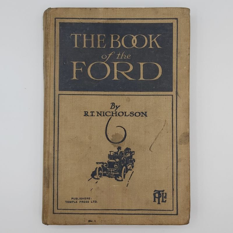 The Book of the Ford (2)