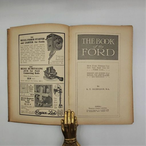 The Book of the Ford (3)