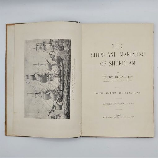 Ships and Marinors of Shorham (1)