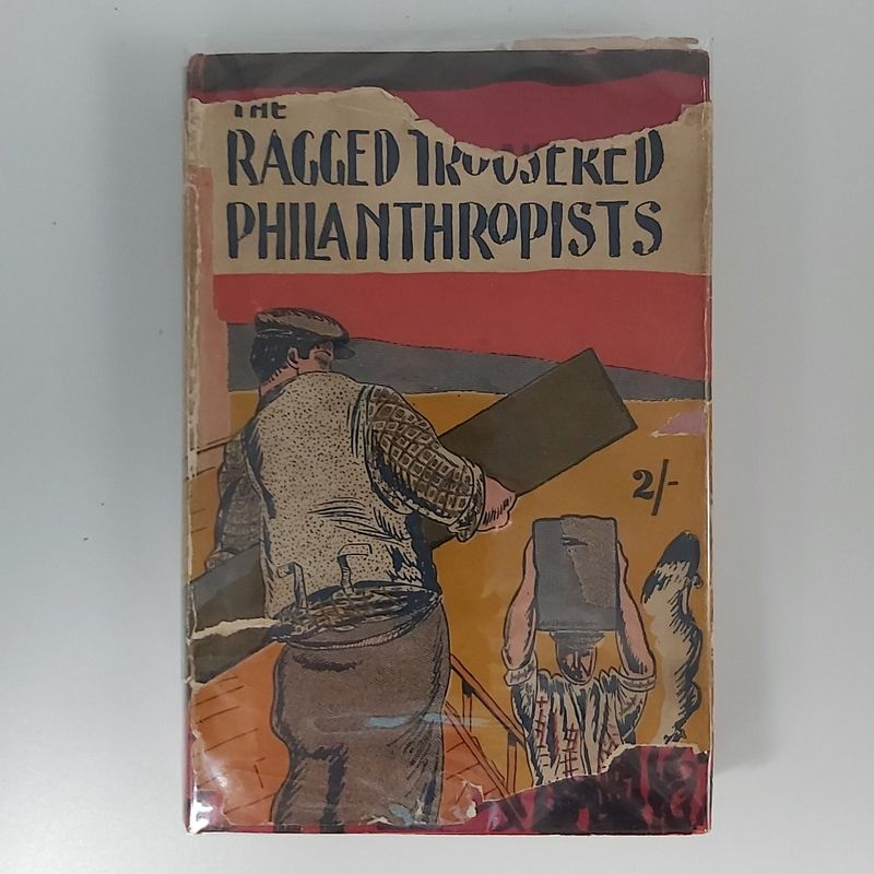 The Raggard Trousered Phianthrospiests (2)
