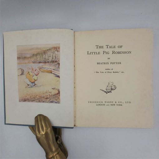 The Tale of Little Pig Robinson (3)