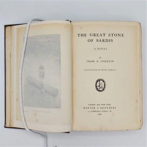 Great Stone of Sardis (1)