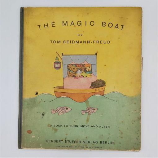 Mogic Boat (2)
