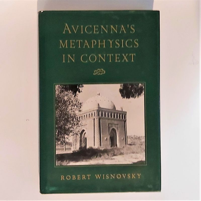 Avicenna's Metaphysics in Context (2)
