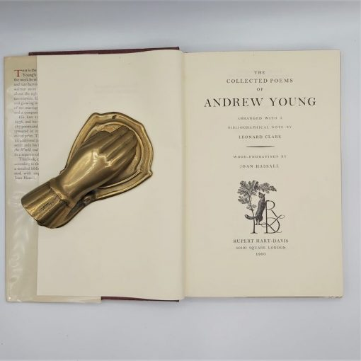 Poems of Andrew Young (1)