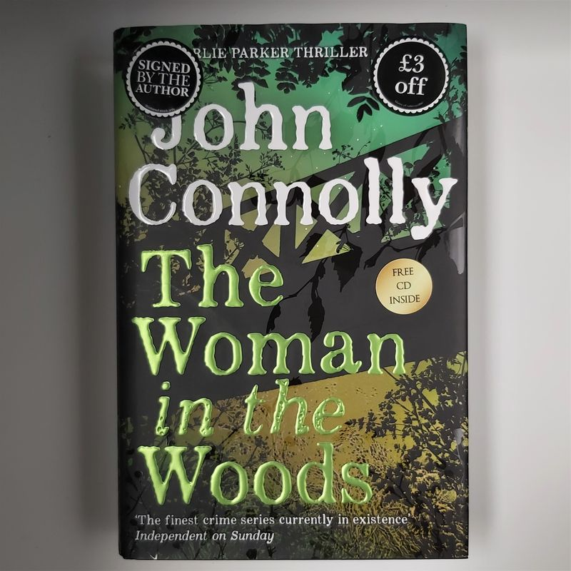 The Woman in the Woods (2)