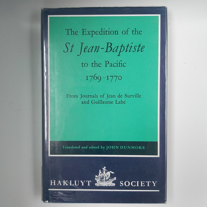 Expedition of St Jean-Baptiste