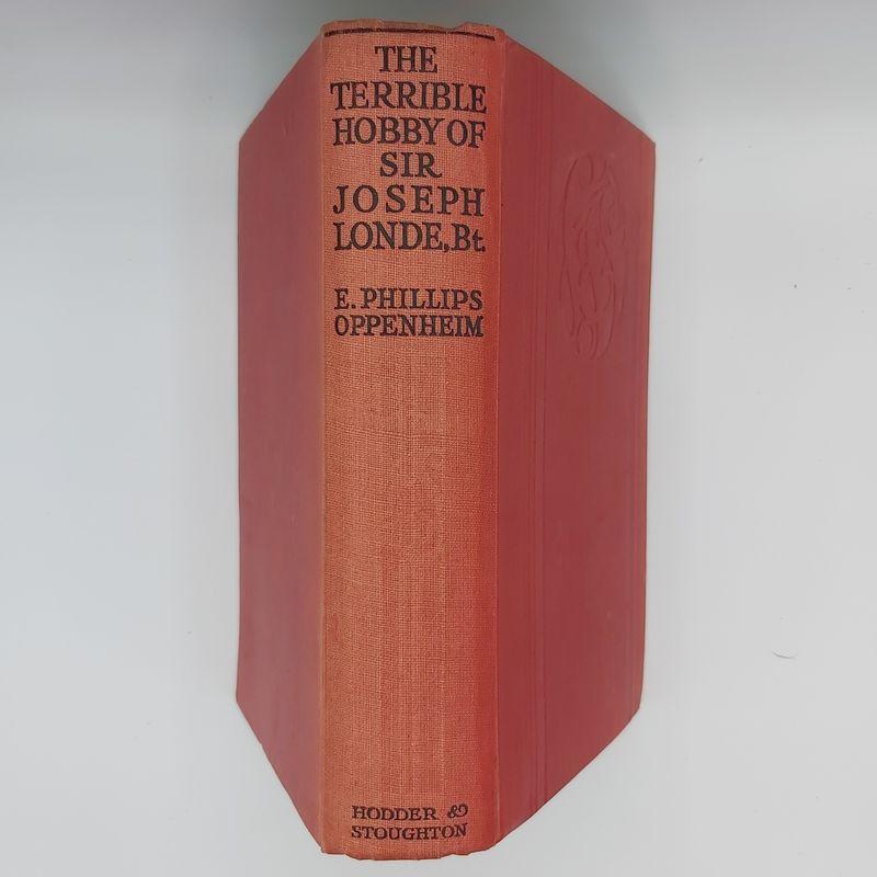 Terrible Hobby of Sir Joseph Londe, Bt (2)