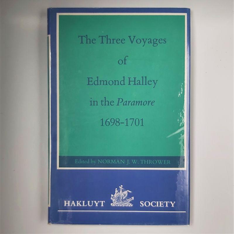 Three Voyages of Edmond Halley (3)