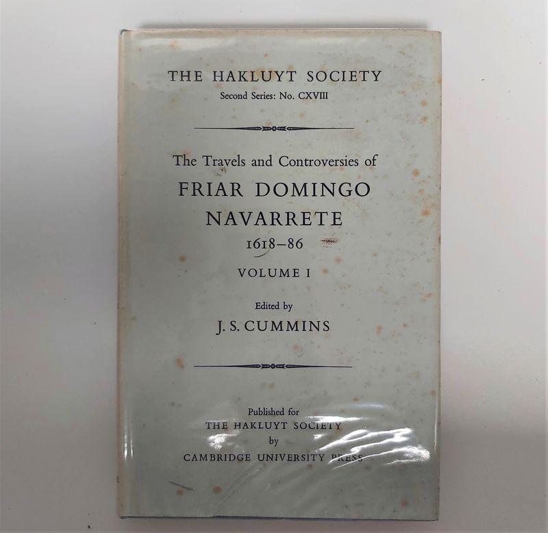 Travels of Friar Domingo Navarrete (2)