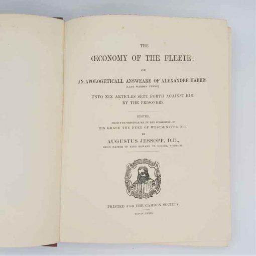 The Economy of the Fleete - Jessopp (2)