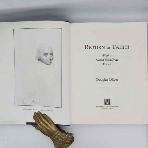 Return To Tahiti - Oliver (1)