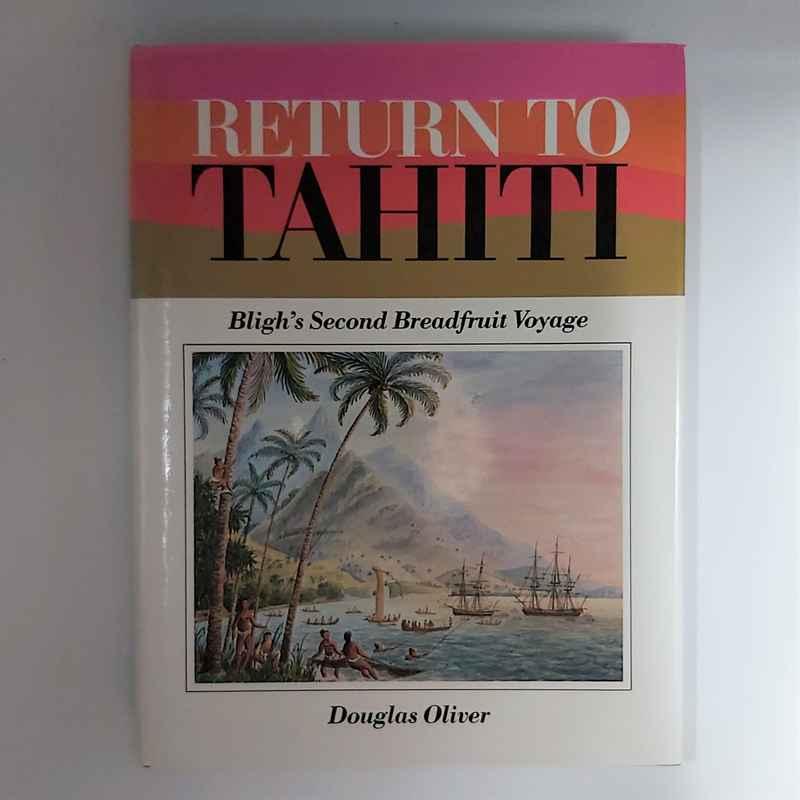 Return To Tahiti - Oliver (2)