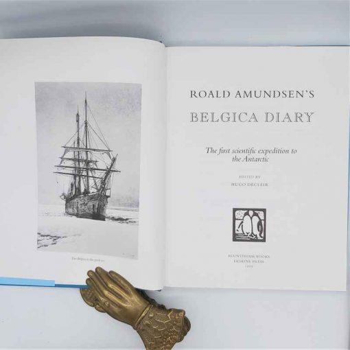 Roald Amundsen's Belgica Diary (1)